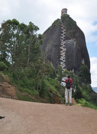 Two Travel The World - Guatapé and La Piedra day trip from Medellin