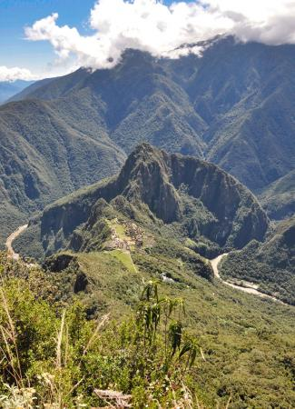 Two Travel The World - The Machu Picchu Mountain